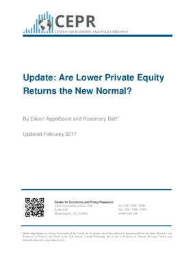 Update: Are Lower Private Equity Returns the New Normal?