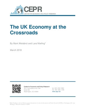 The UK Economy at the Crossroads