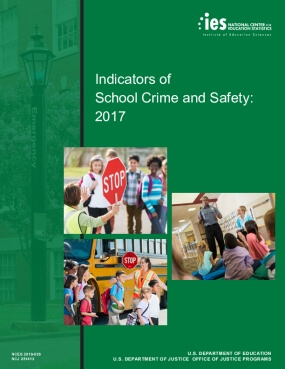 Indicators of   School Crime and Safety:  2017