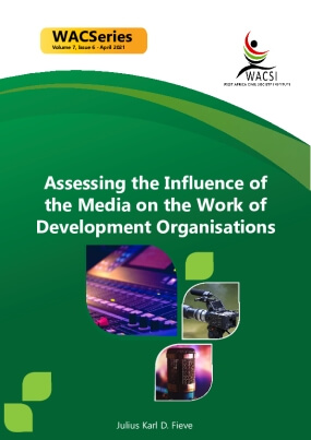 Assessing the Influence of the Media on the Work of Development Organisations